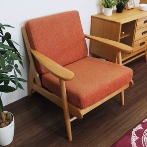 ソファ ソファー 1人掛け 北欧 椅子 1P ノルン ISSEIKI|denzo