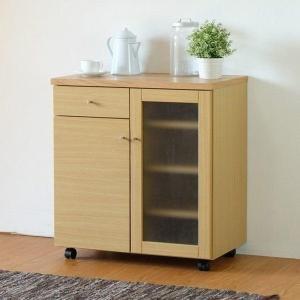 ポイント最大31倍!キッチンカウンター カウンター キッチン収納 幅70 ロペ (IS)|denzo