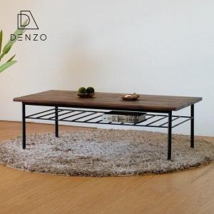 センターテーブル ローテーブル ビンテージ 幅110 リトル (IS) denzo