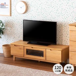 本日最終日!ポイント最大31倍!テレビ台 ローボード 収納 エリス 120 TVボード (IS)|denzo
