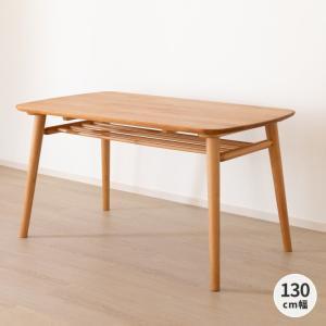 テーブル 北欧 木製 130 ノルン ダイニング テーブル (IS)|denzo