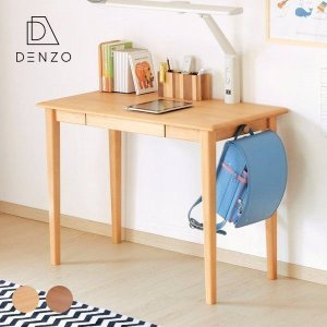 5のつく日!学習机 勉強机 学習デスク キッズ 机 つくえ 木製 子供 おすすめ シンプル 送料無料 エリスキッズ 100 デスク (IS)|denzo