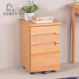 ワゴン キャスター付き 収納 フルール 40 (IS)|denzo