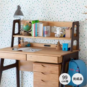 机上 卓上 ラック 2段 おしゃれ 木製 シンプル エクリュ ISSEIKI denzo