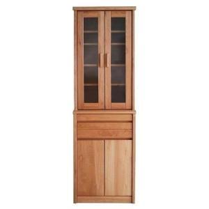 ポイント最大31倍!キッチン 収納 食器棚 アルダー 木製 ボレロ (IS)|denzo