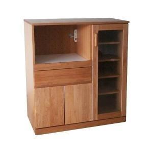 ポイント最大31倍!キッチンカウンター 収納 アルダー 木製 ボレロ (IS)|denzo