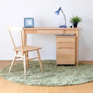 学習机 3点セット 学習椅子 ワゴン フルール スカラチェア (IS)|denzo