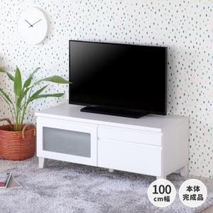 本日最終日!ポイント最大31倍!テレビ台 ローボード リビング収納 ブロック 100 テレビ台 (IS)|denzo
