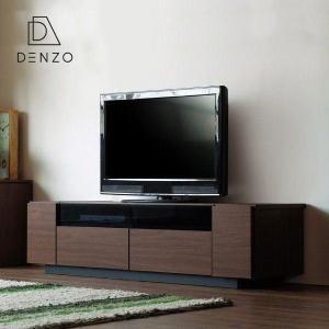 本日最終日!ポイント最大31倍!テレビ台 ローボード リビング収納 ミスト 140 テレビ台 (IS)|denzo