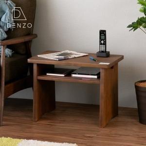 文机 無垢 木製 パイン材 ブラウン お座敷 経机 腰掛け椅子 玄関 リビング スナイプ デスク 56 パイン (IS)|denzo