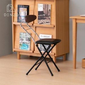 折りたたみチェア ホールディングチェア 椅子 コンパクト DYH-KW ISSEIKI|denzo