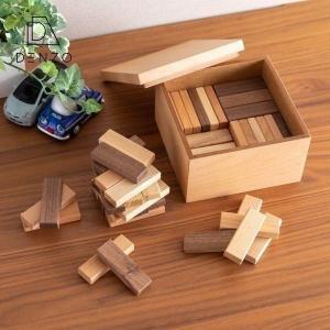 つみ木 72ピース おもちゃ 雑貨 キッズ 木製 デコラ 積み木セット ISSEIKI|denzo