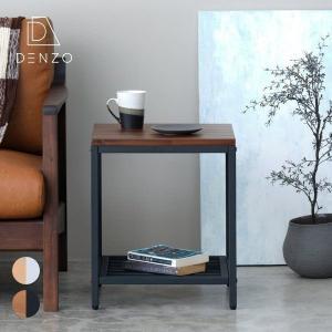 サイドテーブル  テーブル 机 幅40 ディスプレイ台 おしゃれ ガリス ISSEIKI|denzo