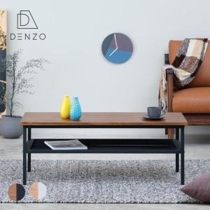 テーブル リビングテーブル 幅100 おしゃれ 無垢 アイアン ガリス ISSEIKI|denzo
