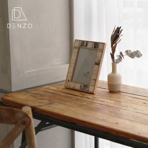 フォトフレーム 写真立て おしゃれ かわいい 長方形 幅19 高さ24 フレーム KARLA|denzo