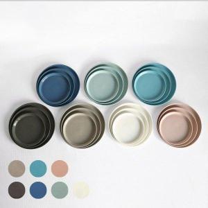 おしゃれ 陶器 プレート ストーンウェア プレート 210|denzo