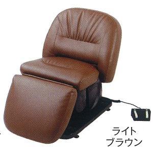 電動バックシャンプー椅子 BURLY(バーリー) ライトブラウン|depakyu