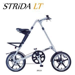 「STRiDA」は1987年、イギリスの マーク・サンダース氏によって考案された自転車です。 その独...
