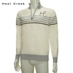 ヒールクリーク Heal Creek メンズ 春秋 ジップアップ セーター サイズ50(L) depot-044