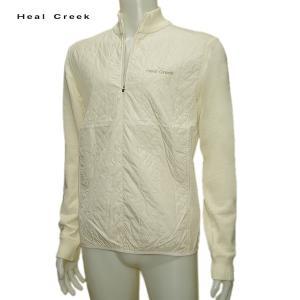 訳あり ヒールクリーク Heal Creek メンズ 秋冬 ジップアップ プルオーバー サイズ48(M) depot-044