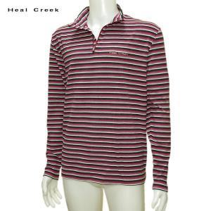 ヒールクリーク Heal Creek メンズ 秋冬 吸湿発熱 ハイネック シャツ サイズ52(LL)|depot-044