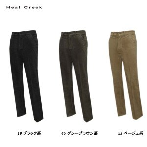 ヒールクリーク Heal Creek メンズ 秋冬 ゴルフ パンツ サイズ78|depot-044
