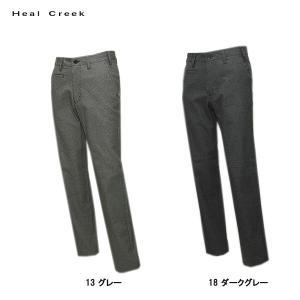 ヒールクリーク Heal Creek メンズ 吸湿発熱 ゴルフ パンツ サイズ78|depot-044