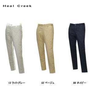 ヒールクリーク Heal Creek メンズ 秋冬 ゴルフ パンツ|depot-044