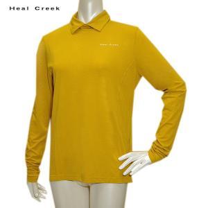 ヒールクリーク Heal Creek レディース 秋春 シャツ サイズ40|depot-044