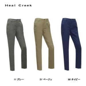 ヒールクリーク Heal Creek 秋冬 レディース ピーチ起毛 パンツ depot-044