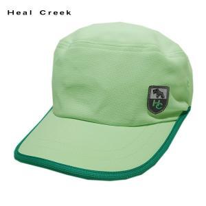 訳あり ヒールクリーク Heal Creek レディース キャップ|depot-044