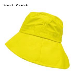 ヒールクリーク Heal Creek レディース レイン ハット|depot-044