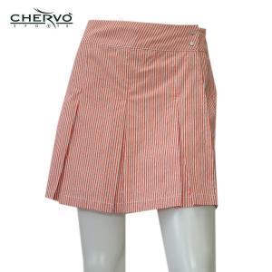 訳あり シェルボ CHERVO レディース UVカット ストレッチ 巻きスカート風 キュロット サイズ44|depot-044
