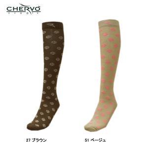 シェルボ CHERVO レディース ソックス 靴下 サイズ40 depot-044