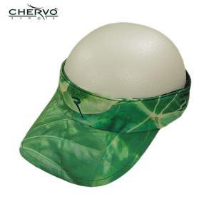 シェルボ CHERVO 帽子 レディース サンバイザー|depot-044