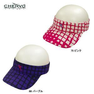 シェルボ CHERVO 帽子 サンバイザー|depot-044