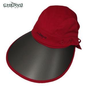 シェルボ CHERVO 2WAY サンバイザーキャップ|depot-044