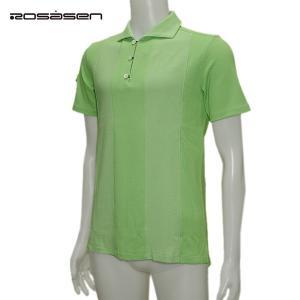 訳あり ロサーセン Rosasen メンズ 春夏 半袖 吸水速乾 ポロシャツ サイズ48|depot-044