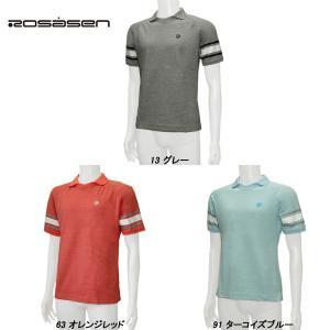 ロサーセン Rosasen メンズ 春夏 半袖 フットボール系 シャツ|depot-044