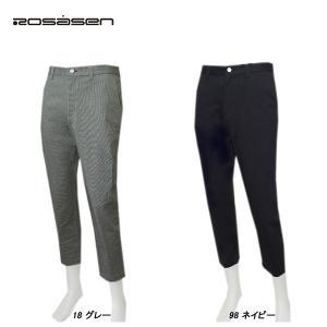 ロサーセン Rosasen メンズ 春夏 吸水速乾 ストレッチ ベアサーフニット パンツ|depot-044