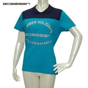 ロサーセン Rosasen レディース 春夏 半袖 フットボール系 シャツ サイズ42(L)|depot-044