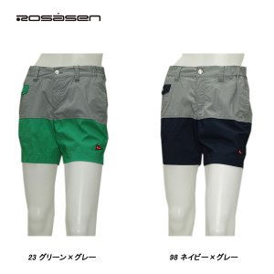 ロサーセン Rosasen レディース 春夏 ショートパンツ サイズ40(M)|depot-044