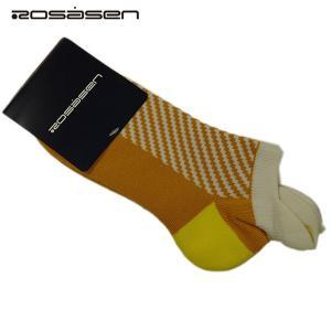 ロサーセン Rosasen レディース 靴下 スニーカーソックス depot-044