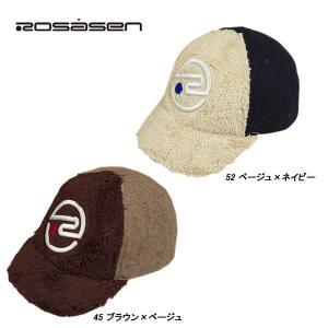 ロサーセン Rosasen 秋冬 レディース ボア キャップ|depot-044