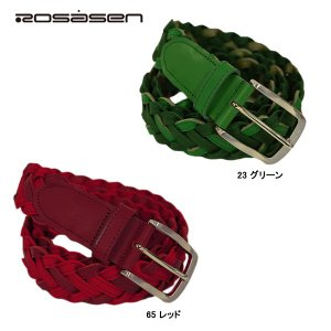 ロサーセン Rosasen メンズ メッシュ ベルト|depot-044