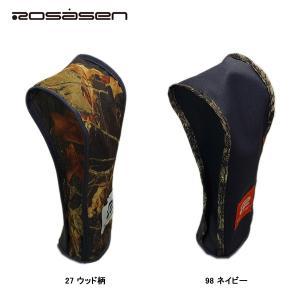 ロサーセン Rosasen ゴルフ ヘッドカバー フェアウェイ|depot-044