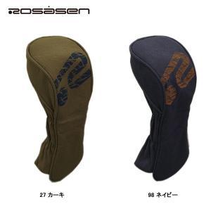 ロサーセン Rosasen ゴルフ ヘッドカバー ユーティリティ depot-044