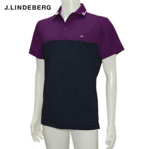 J.リンドバーグ J.LINDBERG メンズ 春夏 半袖シャツ サイズ44(S)|depot-044