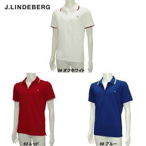J.リンドバーグ J.LINDBERG メンズ 春夏 半袖シャツ|depot-044