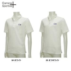 Camicia Sportiva + カミーチャ スポルティーバ 春夏 チドリジャガード 半袖シャツ|depot-044